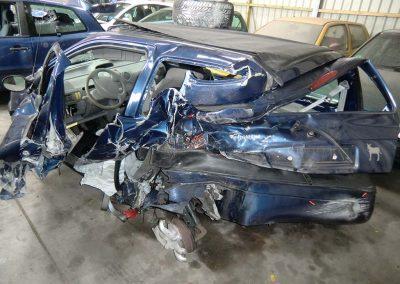 SV Dreher Unfall Pkw 050