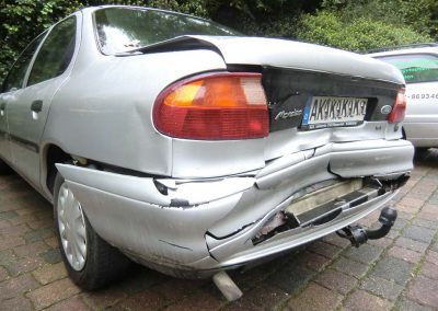 SV Dreher Unfall Pkw 051