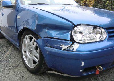 SV Dreher Unfall Pkw 052