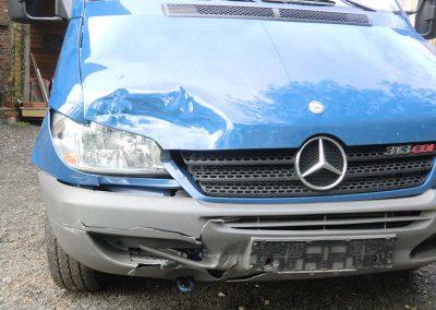 SV Dreher Unfall Pkw 058