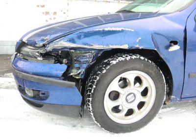 SV Dreher Unfall Pkw 066