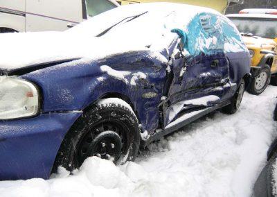 SV Dreher Unfall Pkw 067