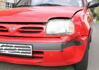 SV Dreher Unfall Pkw 071