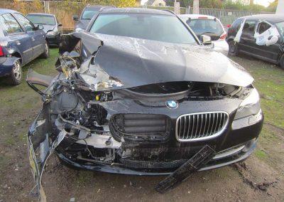 SV Dreher Unfall Pkw 073