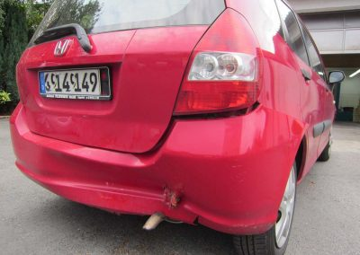 SV Dreher Unfall Pkw 087