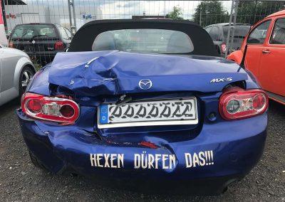 SV Dreher Unfall Pkw 088
