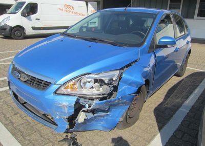 SV Dreher Unfall Pkw 091