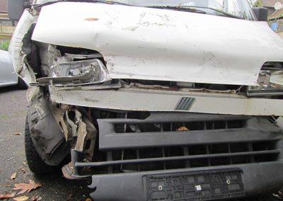 SV Dreher Unfall Pkw 096