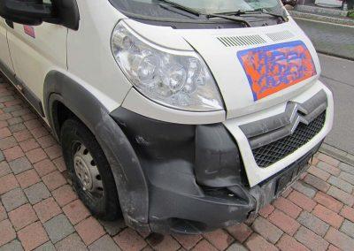 SV Dreher Unfall Pkw 107
