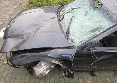 SV Dreher Unfall Pkw 116