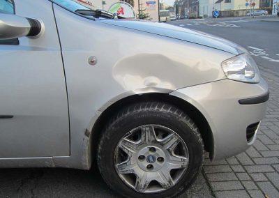 SV Dreher Unfall Pkw 117