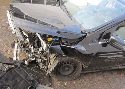 SV Dreher Unfall Pkw 134