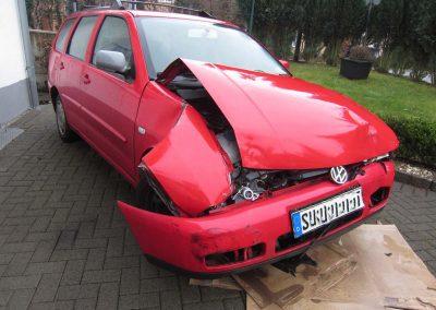SV Dreher Unfall Pkw 148