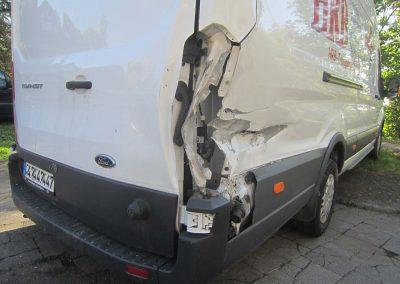 SV Dreher Unfall Pkw 149